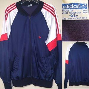 Adidas   Vintage Track Jacket   Size XL